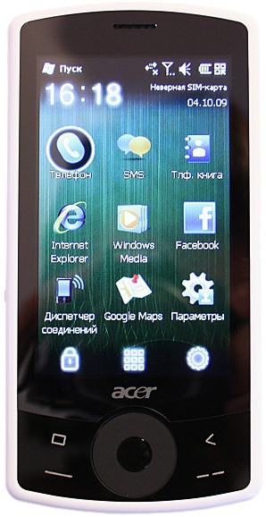 Tor Browser для Acer beTouch E101